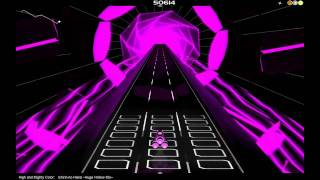 "This is a video response to badsm15's ""AudioSurf- Ichirin no hana h..."