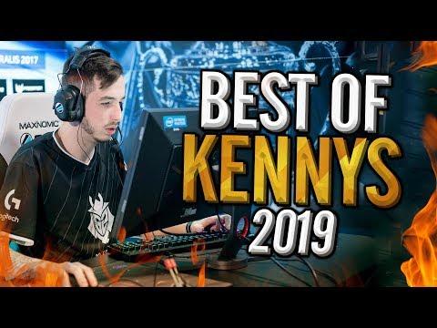 He's Still INSANE! BEST OF KennyS! (2019 Highlights) - CS:GO