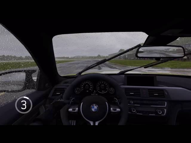 Forza Motorsport 6 BMW M4 BOWLING