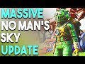 MASSIVE No Man's Sky UPDATE! It's a NEW Game!