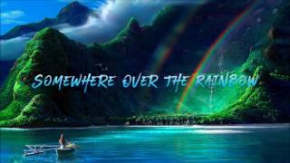 Israel Kamakawiwo 39 Ole Somewhere Over The Rainbow QroZne Remix.mp3