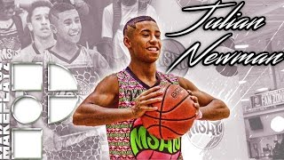 Youtube star julian newman puts on a show at mshtv camp!