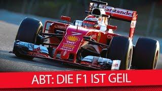Daniel Abt: Zu viel Kritik! Die F1 ist noch geil! - MSM TV: Formel 1
