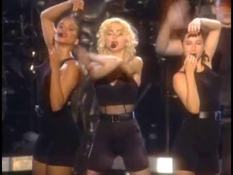 Madonna - Vogue (Blond Ambition Tour Live in Nice)