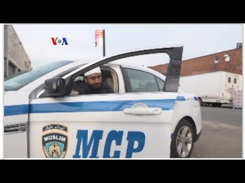 Patroli Muslim Di Kota New York