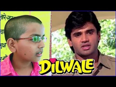 Haweli pe aa jana | dilwale movie super hit dialogue | Bollywood romantic hindi movie | ABLS CLUB |