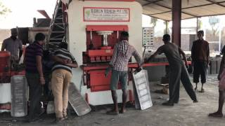 Flyash Bricks making machine with minimum Pallates 9732035946