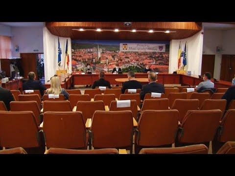 Ședință extraordinară a Consiliului Local Mediaș  | novatv.ro