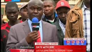 Kenyans react to President Uhuru's visit to outer ring road