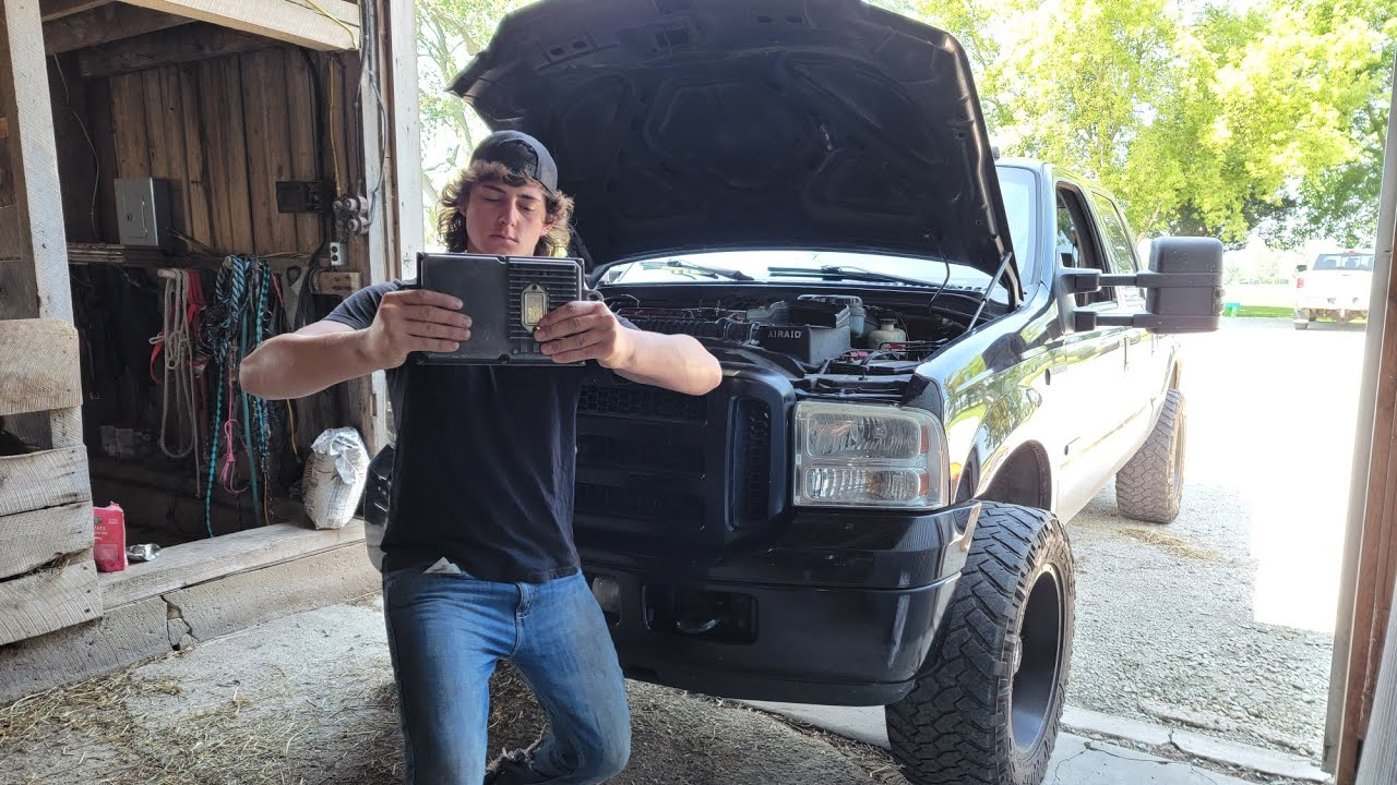 Changing the FICM on the 6.0 + drag racing and rowdy burnouts