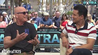 Simon Cowells Soft Side! Howie Mandel Reveals What You Dont See on Americas Got Talent