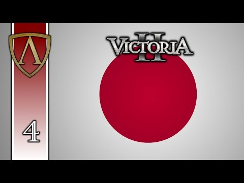 Let's Play Victoria II -- HFM -- Empire of Japan -- Part 4