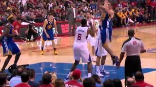golden state warriors vs los angeles clippers game 1   april 19 2014   nba playoffs 2014