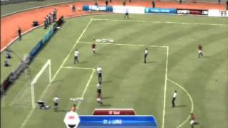 FIFA 12 FifaStation Pro Club Goals Compilation No.1 Thumbnail