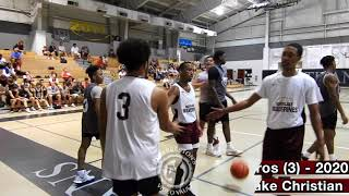 Lakeshore Team Camp Quick Highlights