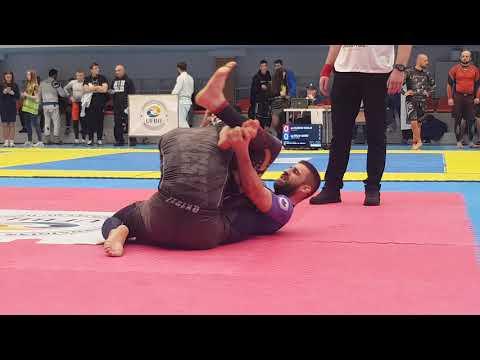 BJJ Пурпурные пояса,  полуфинал чемпионат Украины 2019