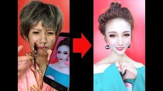 Vịt hóa thiên nga | Đỉnh cao của Makeup  | Makeup beauty magical | Don't Judge Challenge