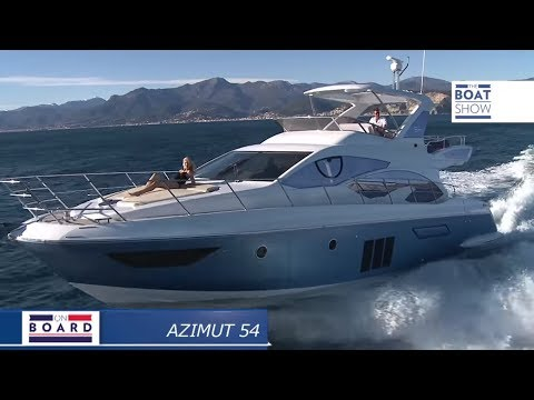 [ENG] AZIMUT 54 - Review - The Boat Show