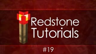 Redstone Tutorials - #19 Combination Lock