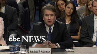 Supreme Court nominee under fire for sexual assault allegation