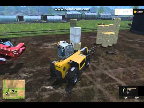 Episode Tutorial How To Feed Cows In Farming Simulator - Farming simulator 2015 us map feed cows