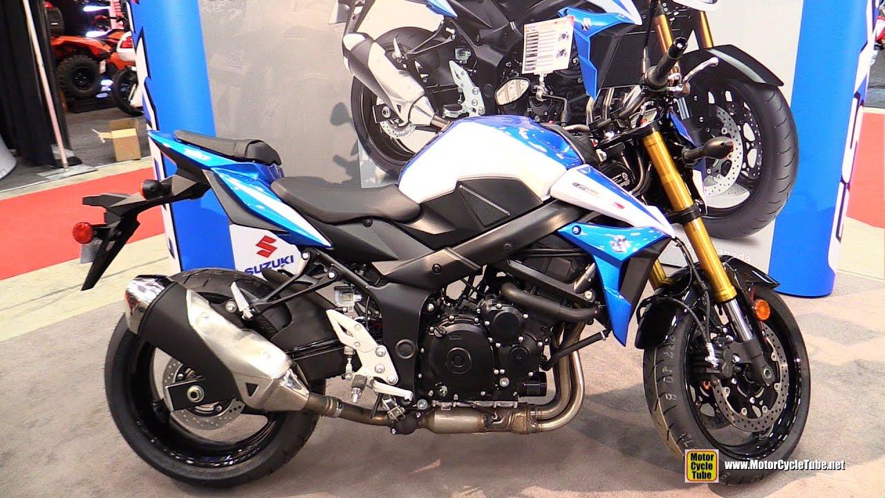 2015 suzuki gsx s750 walkaround 2015 salon moto de quebec youtube. Black Bedroom Furniture Sets. Home Design Ideas