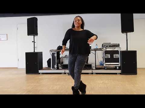 Adeline Suedois, Kizomba Lady Styling @ Luxembourg International Kizomba Festival 2018 Mp3
