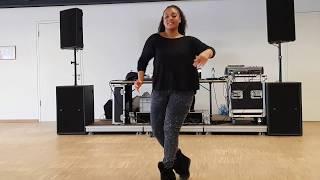 Adeline Suedois, Kizomba Lady Styling @ Luxembourg International Kizomba Festival 2018