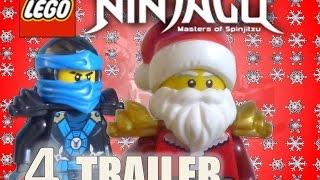 TRAILER - LEGO Ninjago - The Christmas Special 4