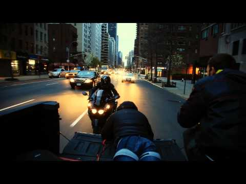 Crazy Motorcycle Photo Shoot