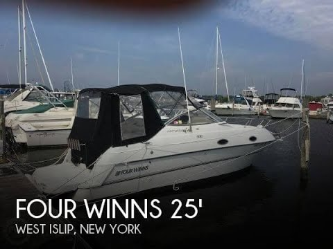 [UNAVAILABLE] Used 1999 Four Winns 258 Vista in West Islip, New York