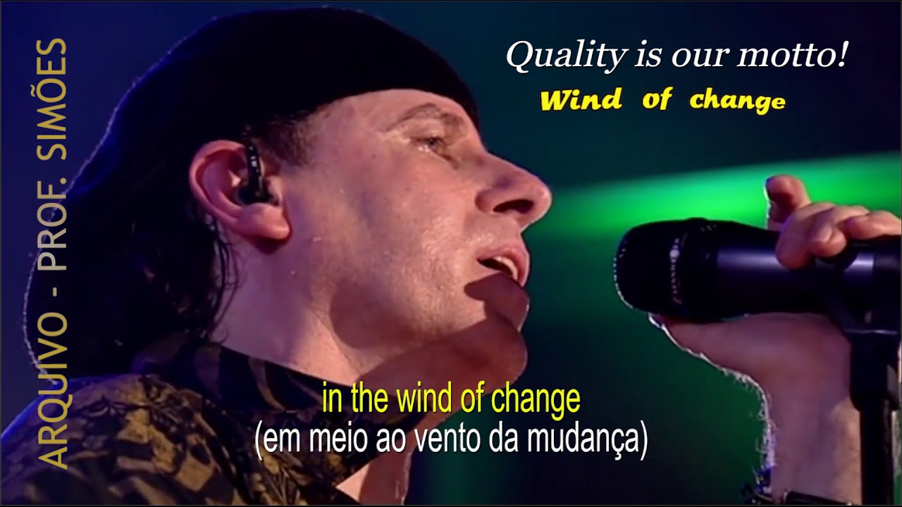 WIND OF CHANGE (SCORPIONS) - LEGENDADO - HD - YouTube