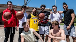 Download FaZe Clan $1,000 Basketball Trickshot Challenge Mp3 and Videos