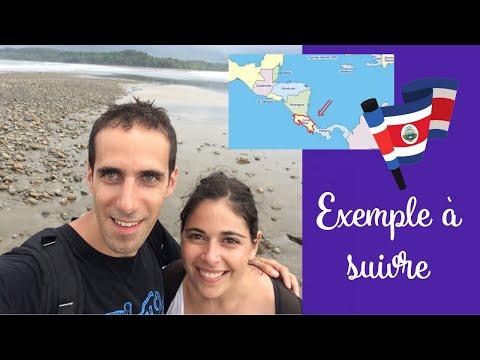 Leçon d'écologie au Costa Rica