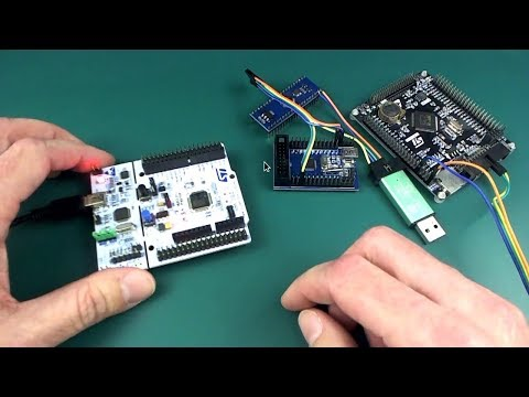 Mbed OS for easy STM32 programming