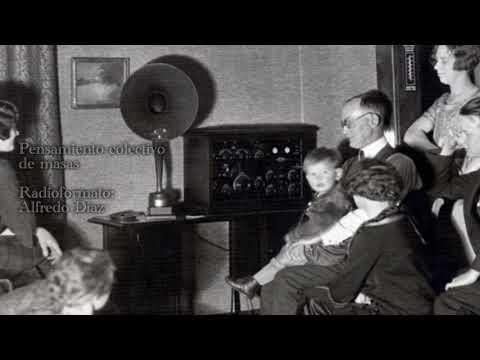 Pensamiento colectivo de masas (Radioformato)