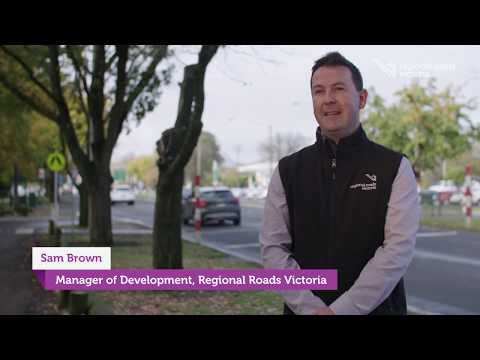 Sturt Street West Improvements - Ballarat | Regional Roads