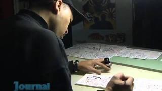 Author / Illustrator Jerry Craft