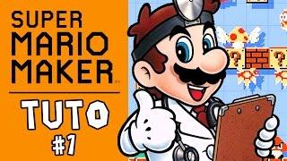 SUPER MARIO MAKER : Niveaux automatiques | TUTO FR #1