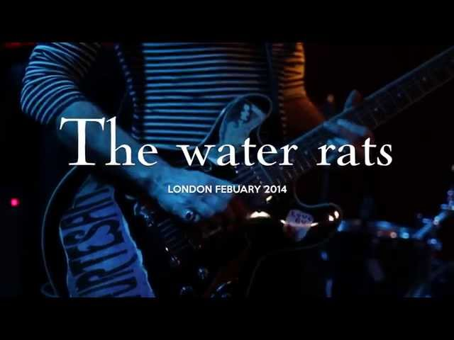 Live at The Water Rats 2014