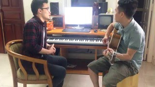 Tìm nhau giữa Sài Gòn guitar cover
