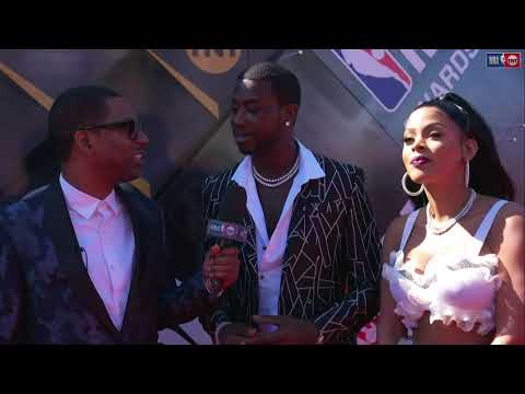 Gucci Mane   NBA Awards Show Red Carpet Interview