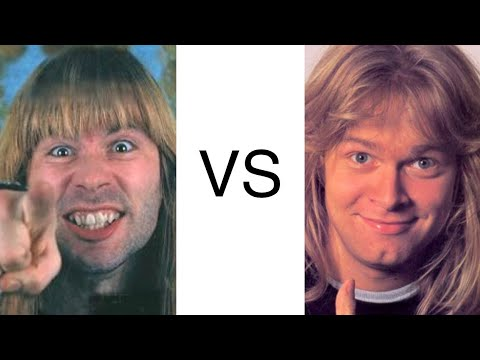 Bruce Dickinson VS Michael Kiske Who is the best metal vocalist