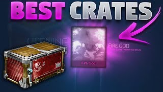 Best New Players Choice Crate Openings On Rocket League