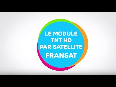 Le module TNT HD par satellite FRANSAT