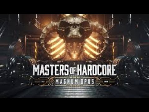 Masters Of Hardcore 2020 - Magnum Opus - WarmUp Mix (Phase II) By SoundWave