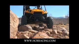 HCR Racing Teryx 4 Long Travel Suspension Kit -Short Version