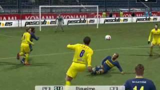 Goles Pro Evolution Soccer 6