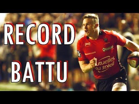CHRIS ASHTON bat le record d'essais de Nalaga !!!