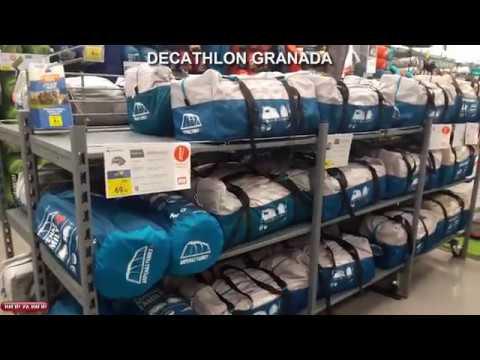 Decathlon Granada Espana  فيديو خاص بممارسي رياضة المشي : كل ما تحتاجه